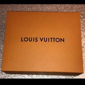 Louis Vuitton Box